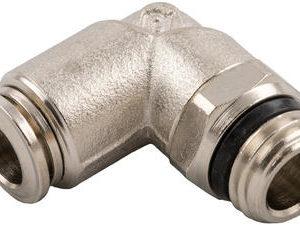 Elbow connector